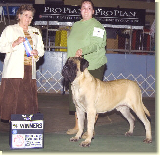 Joker winning his first major at 22 months old